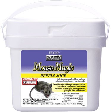No Escape Mouse Magic Mouse Repellent / Size (12 pack) Best Price