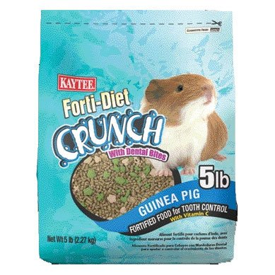 Guinea Pigs Forti-Diet Crunch 5 lbs. Best Price