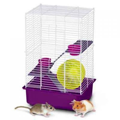 My First Hamster Home 3-Story Hamster and Gerbil Home (Case of 4) Best Price