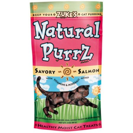 Natural Purrz Cat Treats 3 oz. / Flavor (Salmon) Best Price