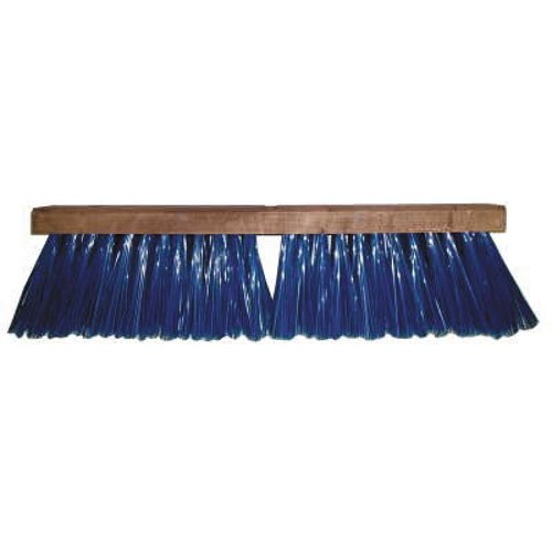Heavy Duty Push Broom 24 in. Best Price
