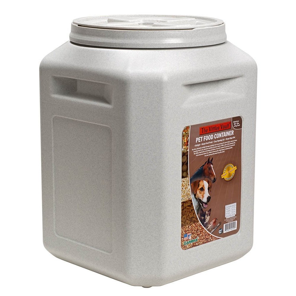 Vittles Vault Pet Food Storage Containers Dog Products GregRobert