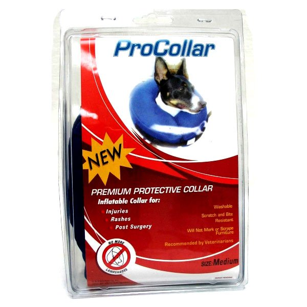 Procollar Inflatable Recovery Collar / Size Medium