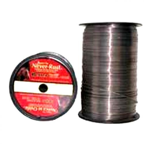 Never Rust Aluminum Wire for Fencing / Size (17 gauge  1/4 mile) Best Price