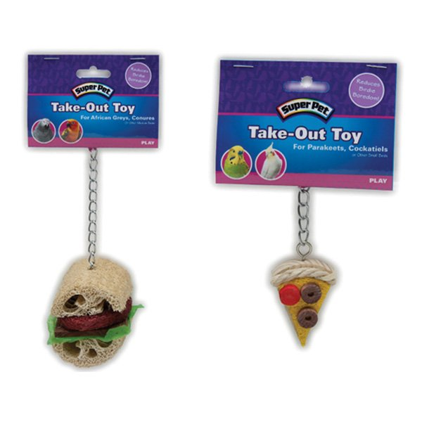 Avian Take Out Toy / Size (Medium) Best Price