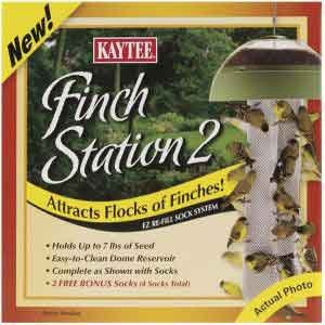 Finch Station 2 Finch Sock Feeder - Medium Best Price