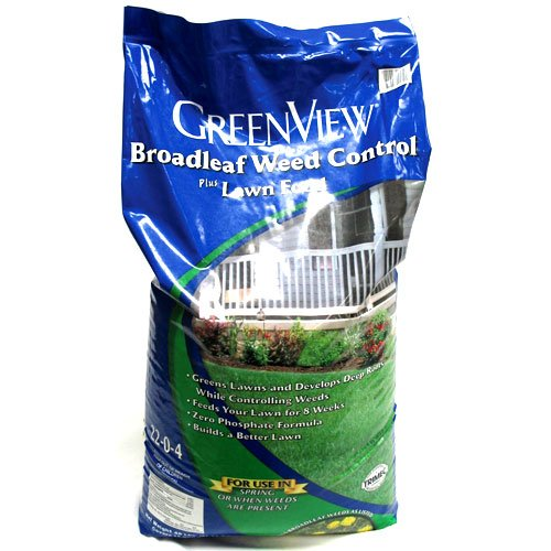 Greenview Weed and Feed 22-0-4 - 15000 sq. ft. Best Price
