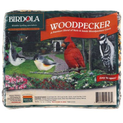 Woodpecker Seed Cake 2.31 Lbs