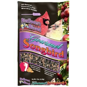 Bird Lovers Blend Songbird Blend Bird Food Case Of 6