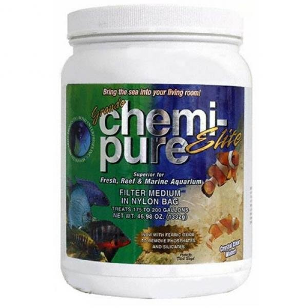Elite Chemi-pure 46.98 oz. Best Price