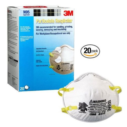 3M Respirator - M95  / 20 pk. Best Price