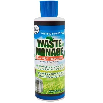 Waste Manage Wee Wee Post Attractant
