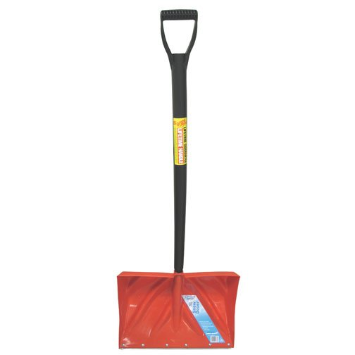 Poly Handle Metal Edge Snow Dozer Best Price