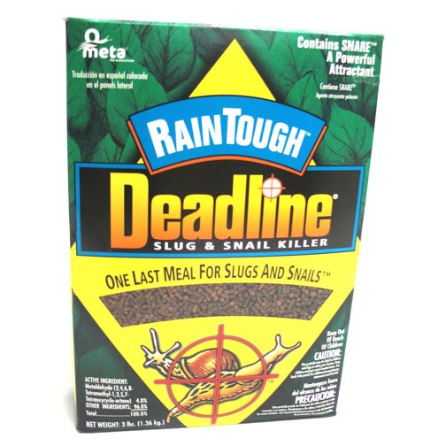 Deadline Slug and Snail Killer 3 lbs Best Price