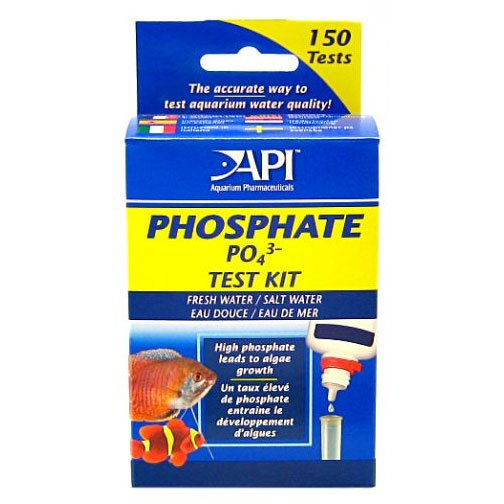 Aquarium Phosphate Test Kit 150 Tests