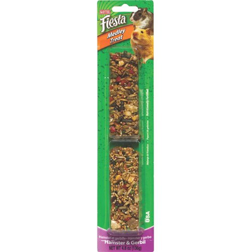 Fiesta Hamster and Gerbil Medley Stick 4.8 oz. Best Price