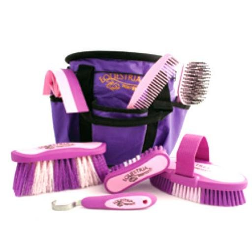 Equestria Sport 8 Piece Grooming Kit / Color (Purple) Best Price