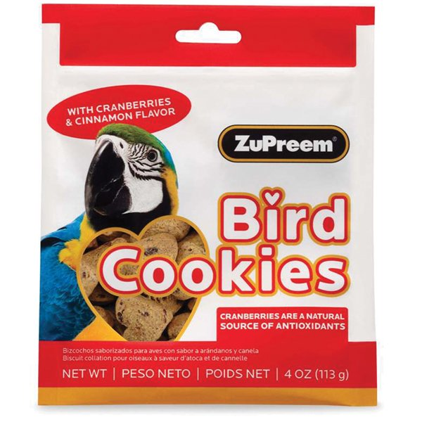 Bird Cookies - Cranberry / Cinn - 4 oz. Best Price