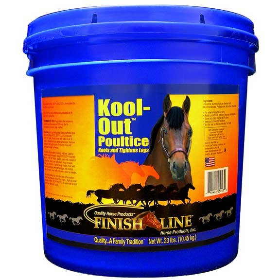 Kool Out Clay Equine Poultice / Size (23 lbs.) Best Price