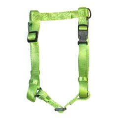 Adjustable Small Comfort Dog Harness  / Color (Lime) Best Price