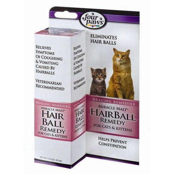 Miracle Malt Hairball Remedy - 2 oz Best Price