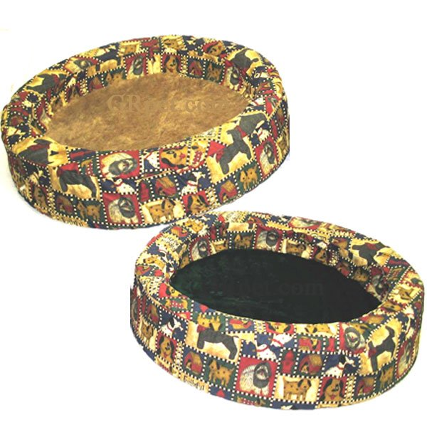 Circle Pet Bed - 25 in. Best Price