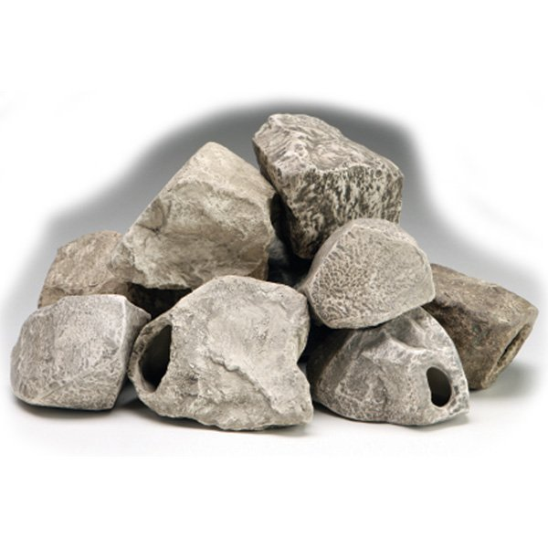 Big Rock Cichlid Stones For Aquariums 10 Pk.