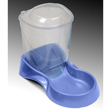 Automatic Pet Feeder - Blue / Size (3 lbs.) Best Price