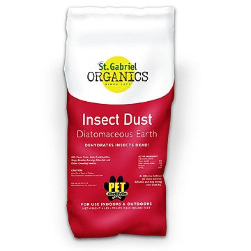 Diatomaceous Earth Insect Dust 4.4 lbs. Best Price