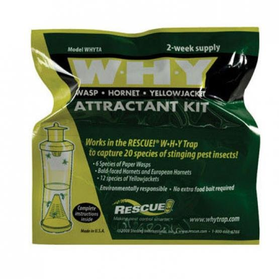 Why Trap Attractant Refill for the Why Trap  (Case of 16) Best Price