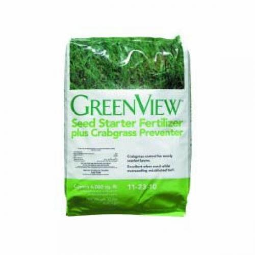 Fertilizer and Crabgrass Preventer 11-23-10 - 5000 SQ. FT. Best Price