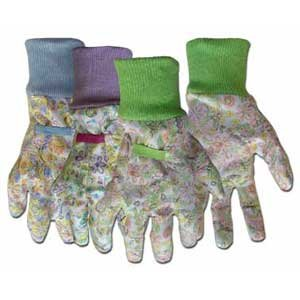 Garden Variety Cotton Ladies Gloves (Case of 12) Best Price