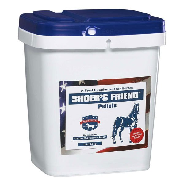 Shoers Friend Equine Hoof Supplement / Size (22 lbs.) Best Price