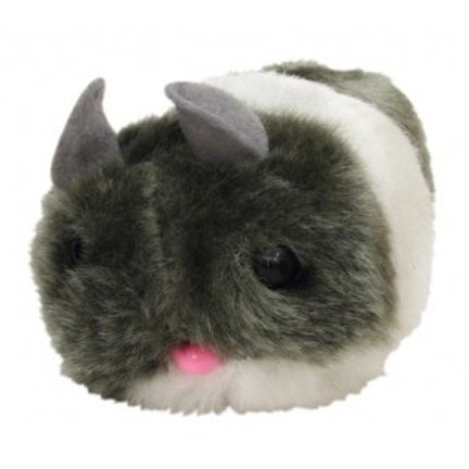 Plush Jittery Mouse Cat Toy - 3 in. Best Price