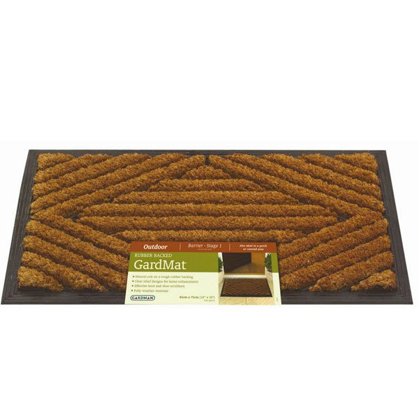 Chevron Gardmat - 18 x 30 in. Best Price