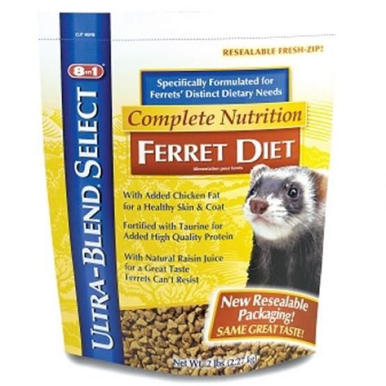 Ultra Blend Chinchilla Diet 2 lbs Best Price