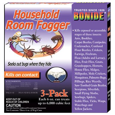 Household Insect Fogger 6 oz. / 3 Pack Best Price