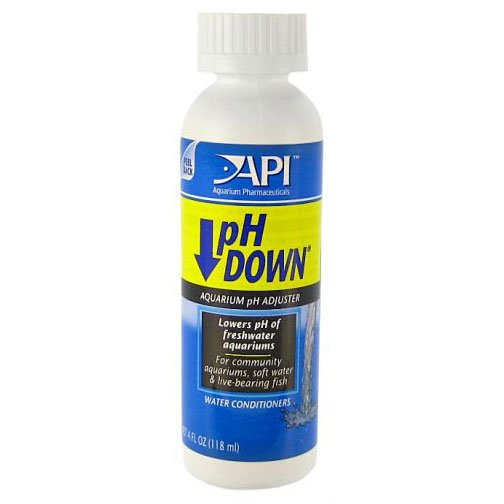 Api Ph Conditoner / Type Ph Down /4 Ounces