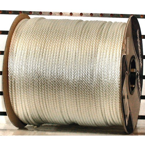 Nylon Cord Solid Braid 0.25 inch / 1000 feet Best Price
