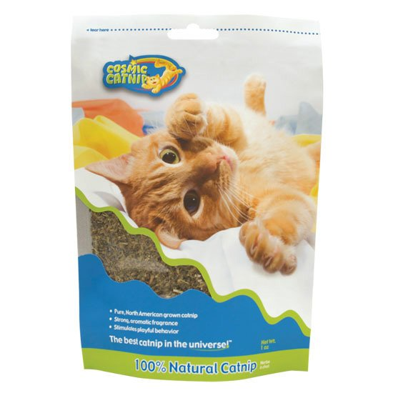 Cosmic Catnip Gusseted Bag - 1 oz. Best Price