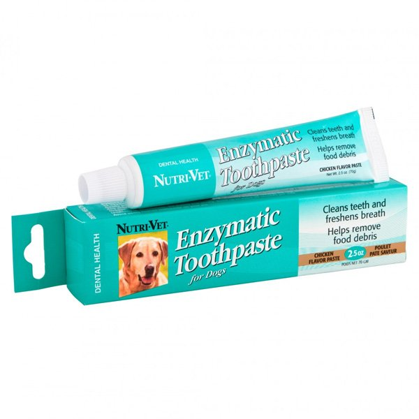 Enzymatic Toothpaste For Dogs 2.5 Oz.
