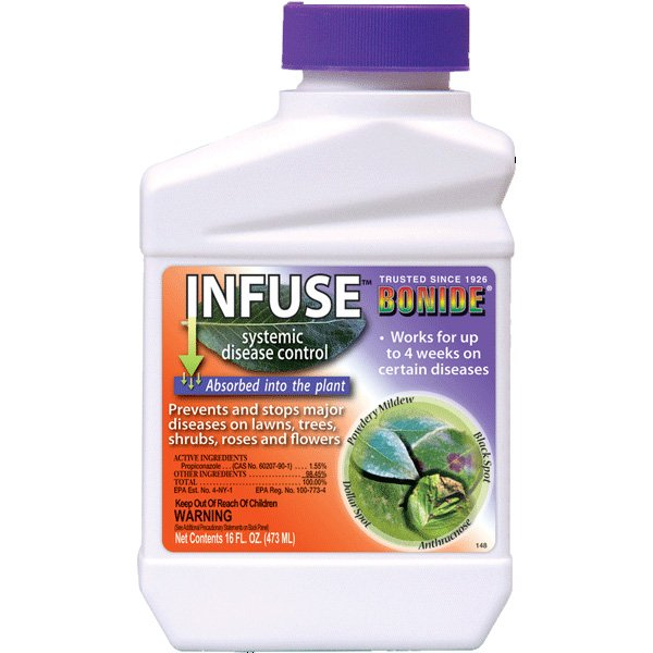 Infuse Systemic Fungicide Conc. / Size (16 oz.) Best Price