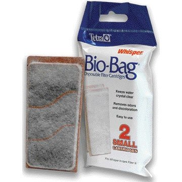 Whisper Bio-Bag Cartridges / / (Small/2pk/Assembled) Best Price