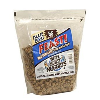 BlueBird Feast with Suet Nugget - 27 oz. Best Price