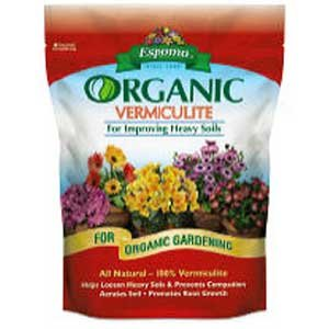 Espoma Organic Vermiculite Potting Soil - 8 qt. Best Price