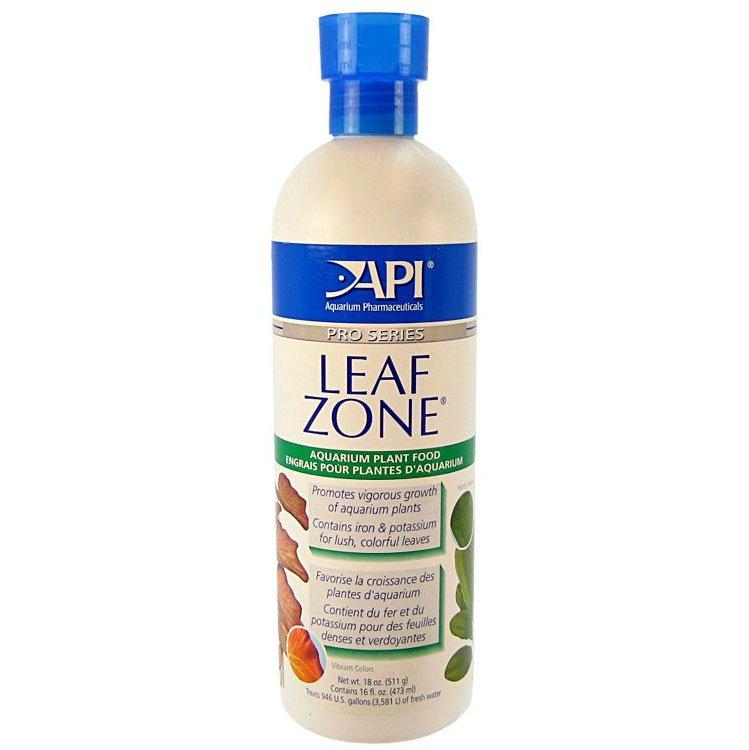 Leaf Zone For Aquariums / Size 16 Oz.