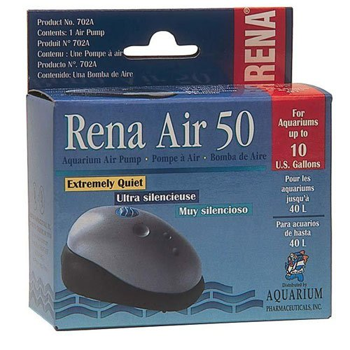 Rena Air Pump 50 10 Gallon