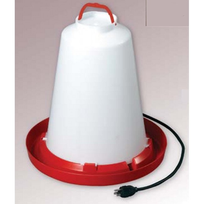 Heated Poultry Fountain 3 gallon Best Price