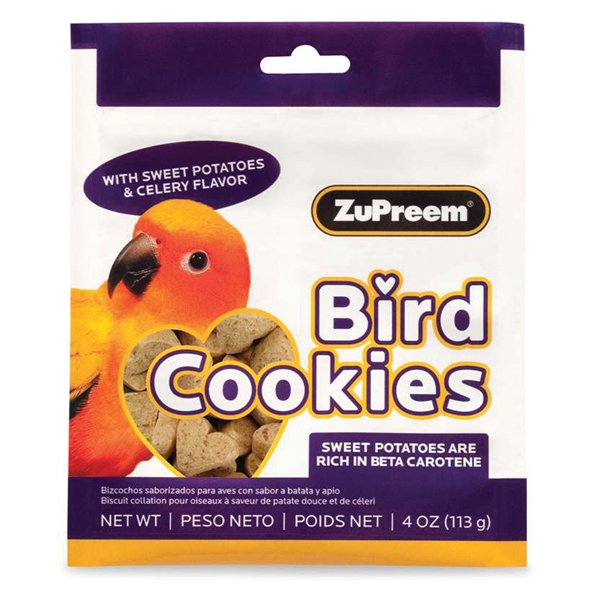 Bird Cookies - Sweet Potato / Celery - 4 oz. Best Price