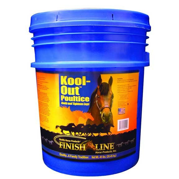 Kool Out Clay Equine Poultice / Size (45 lbs.) Best Price